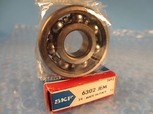 high temperature SKF 6302 JEM,Deep Groove Roller Bearing