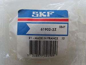 high temperature SKF 61902-2Z Bearing