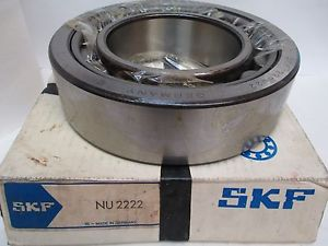 high temperature  SKF CYLINDRICAL ROLLER BEARING NU 2222 NU2222