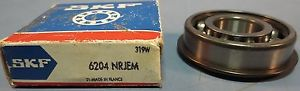 high temperature SKF Explorer 6204 NRJEM Bearing 319W