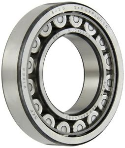 high temperature SKF NU 212 ECJ Cylindrical Roller Bearing, Removable Inner Ring, Straight, High
