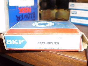 high temperature SKF Bearing Explorer6209 2RSJEM New in Box