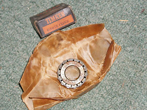 high temperature Vintage Timken Tapered Roller Bearing Cone 05075