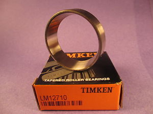 high temperature Timken LM12710 Tapered Roller Bearing Cup