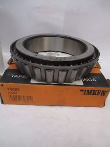 high temperature  TIMKEN TAPERED ROLLER BEARING 74550