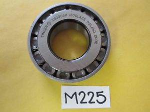 high temperature Timken X30306M ISOCLASS DN02 Tapered Bearing