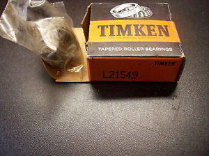 high temperature TIMKEN #L21549 Tapered Roller Bearings ()