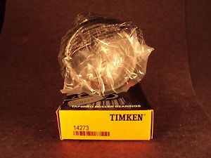 high temperature Timken 14273, Tapered Roller Bearing Single Cup