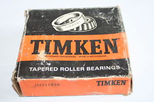 high temperature Timken JM511910 Tapered Bearing Single Cup JM-511910  *  *