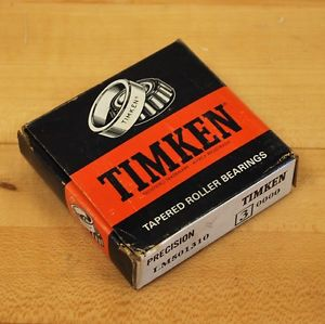 high temperature Timken LM501310 Tapered Roller Bearing –