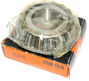 high temperature NIB TIMKEN 55176 TAPERED ROLLER BEARING