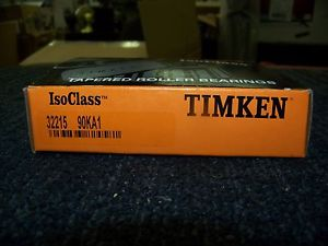 high temperature Timken IsoClass Bearing