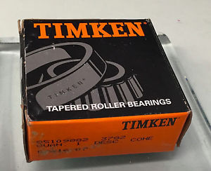 high temperature Timken –  3782 – TAPERED ROLLER BEARING – CONE
