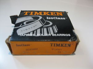 high temperature 30306 (Taper Roller Bearing) TIMKEN