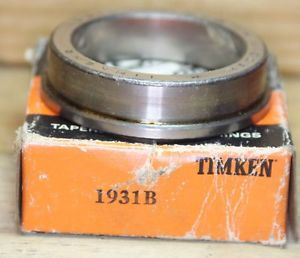 high temperature TIMKEN BEARING CUP 1931B opened