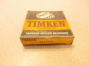 high temperature TIMKEN TAPERED ROLLER BEARING 453 CUP