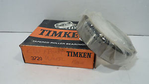 high temperature TIMKEN – Part #3720 – Tapered Roller Bearing Cup –  FREE SHIPPING