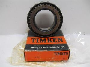 high temperature Timken 400 Series 456 Tapered Roller Bearing New