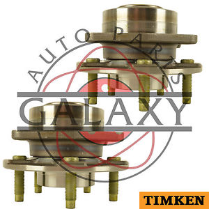 high temperature Timken Pair Front Wheel Bearing Hub Assembly For Chevrolet Equinox 2005