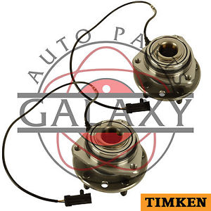 high temperature Timken Pair Front Wheel Bearing Hub Assembly For Chevy S10 1997-2004 Blazer 97-