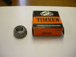 high temperature TIMKEN TAPERED ROLLER BEARING A4059 NIB