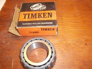 high temperature  TIMKEN 26880 CONE  BEARING