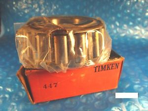 high temperature Timken 447, Tapered Roller Bearing Single Cone