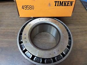high temperature  TIMKEN TAPERED ROLLER BEARING CONE 49580