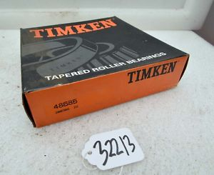 high temperature Timken 48685 tapered roller bearing (Inv.32213)
