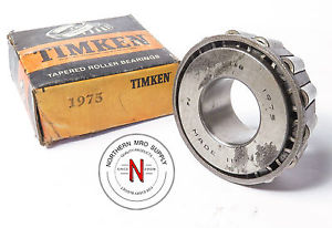 "high temperature TIMKEN 1975 TAPERED ROLLER BEARING, .875"" BORE"
