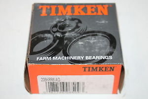 high temperature Timken 206KRR6 AG Agricultural Deep Groove Bearing 206-KRR6-AG  Hex Bore   *
