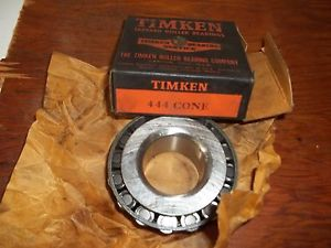 high temperature  TIMKEN 444 CONE  BEARING