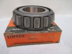 high temperature  TIMKEN 350A TAPERED ROLLER BEARING