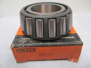 high temperature  TIMKEN 25878 TAPERED ROLLER BEARING