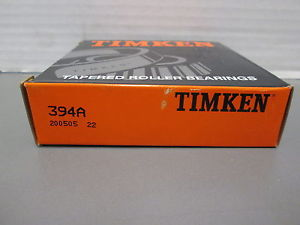high temperature 394A TIMKEN TAPERED ROLLER BEARING CUP