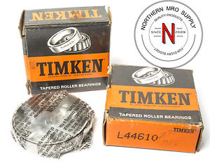 high temperature TIMKEN L44610 TAPERED BEARING CUP 1.98IN OD 2-5/16IN WIDTH