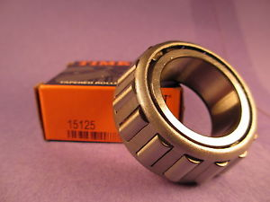 high temperature Timken 15125 Tapered Roller Bearing Single Cone