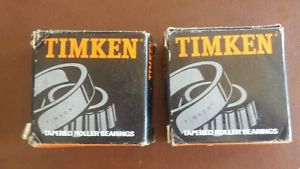 high temperature 2 New Timken 3780 Tapered Roller Bearings