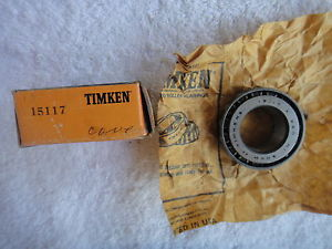 high temperature NIB Timken Bearing   15117