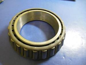 high temperature Timken 598 Tapered Roller Bearing
