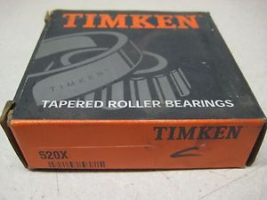 high temperature Timken Bearing Cup 520X NIB