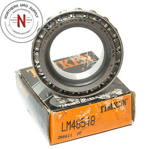 """high temperature TIMKEN LM48548 TAPERED ROLLER BEARING 1.375 X .72"""""""