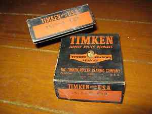 high temperature Vintage NOS Timken 15250 – X Tapered Roller Bearing Cup