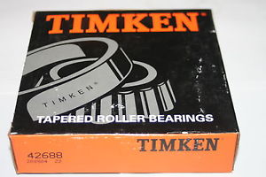 """high temperature Timken 42688 Tapered Roller Bearing Cone 3"""" Bore  *"""