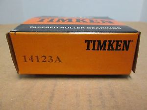 high temperature 14123A TIMKEN ROLLER BEARING