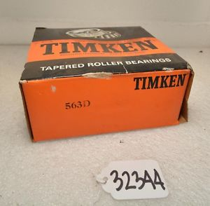 high temperature Timken 563D Double Cup Bearing Race (Inv.32344)
