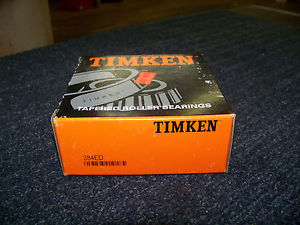 high temperature Timken Tapered Roller Bearing Double Cup Race # 38ED