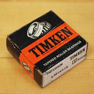 high temperature Timken LM48548 Taper Roller Bearing. –