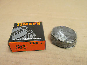 high temperature NIB Timken 12520 Tapered Bearing  Race / Cup 12520