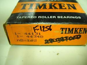 high temperature Timken Tapered Roller Bearing New  44348 44131 New